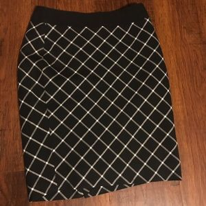 Plaid skirt - the limited